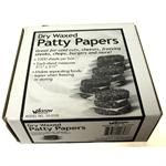 Parchment & Patty Paper